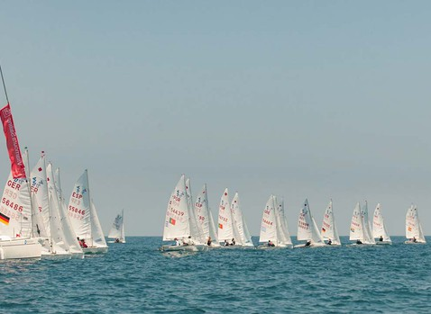 420 World Championship in Vilamoura