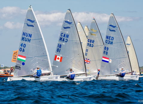Finn Open and U23 European Championship